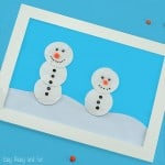 Snowmen Creation Station Snowman Craft