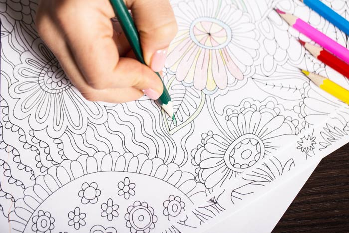 Big Abstract Coloring Pages : Free coloring pages for adults easy peasy and fun
