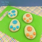 Easter Cookies Bunny Paws