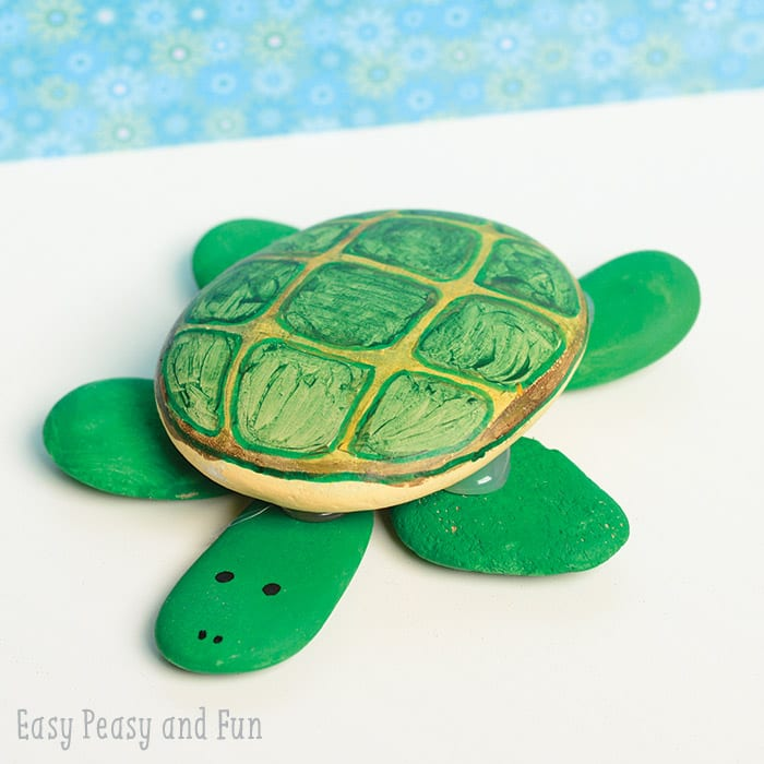 Cute Turtle Craft