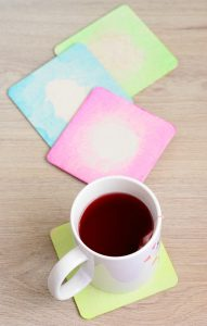 Kid Made Coasters - Fun and Easy gift Kids can Make