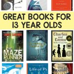 Books for 13 Year Olds – Boys and Girls