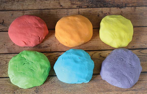 Easy Homemade Playdough Recipe Easy Peasy And Fun