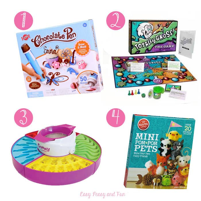 Gifts for 10 Year Old Girls - Easy Peasy and Fun