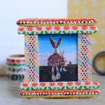 Craft Stick Frame – Popsicle Stick Crafts