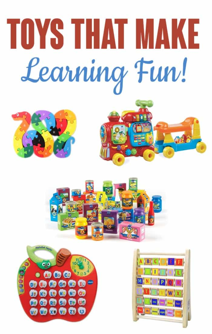 Alphabet Learning Toys : Alphabet toys and gifts easy peasy fun