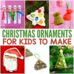 Jolly DIY Christmas Ornaments Ideas – Homemade Memories for Kids