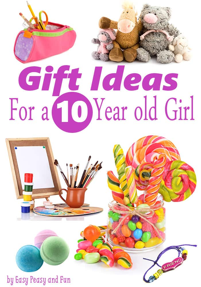 Gifts for 10 Year Old Girls - lots of wonderful ideas on this list