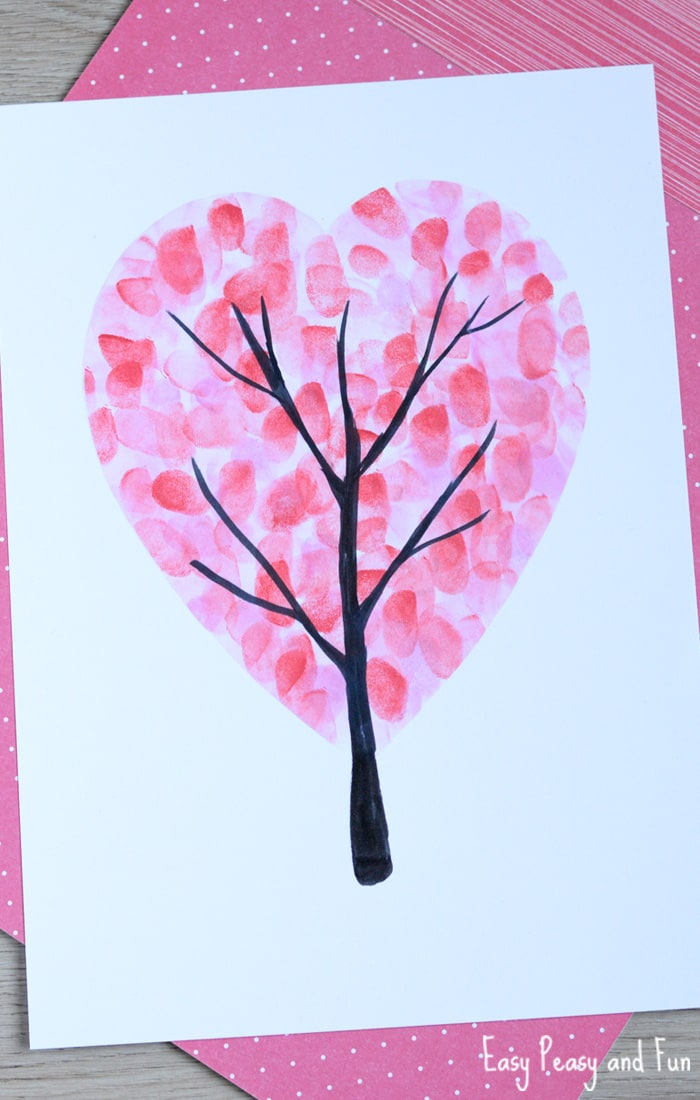 Kids Valentines Craft Day