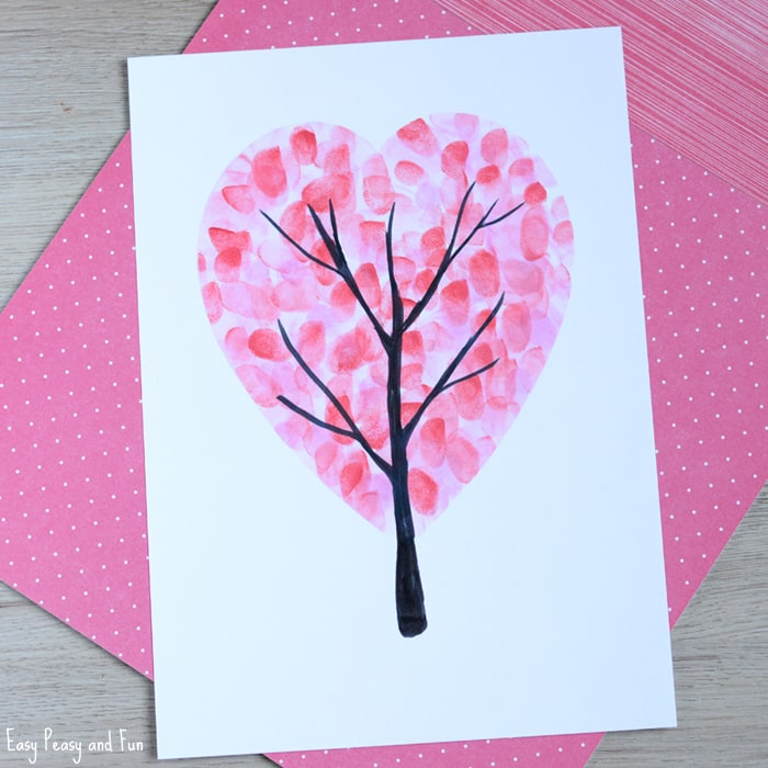 Valentines Day Crafts For Kids Art And Craft Ideas For All Ages Easy Peasy And Fun
