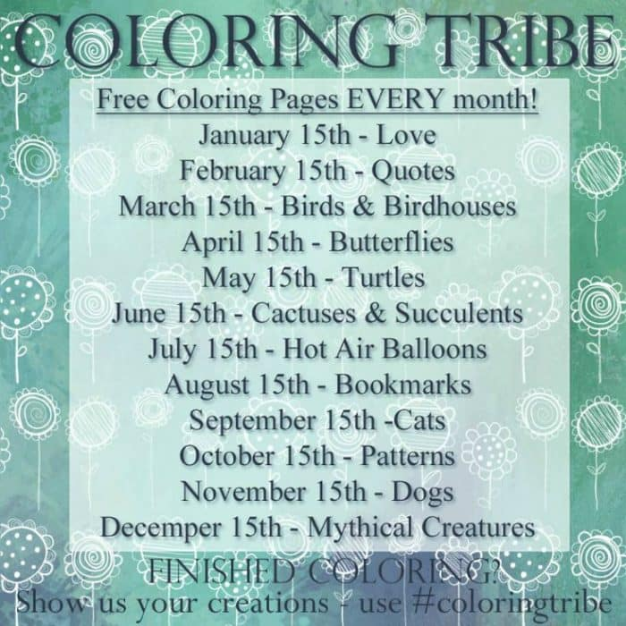 Coloring Tribe