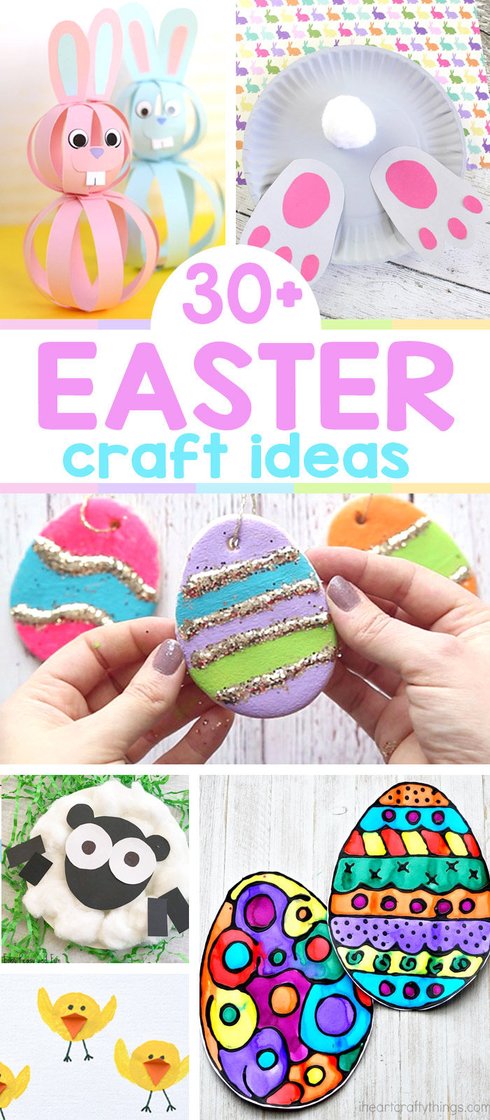 easter craft ideas 25 easter crafts for lots of crafty ideas easy 1918