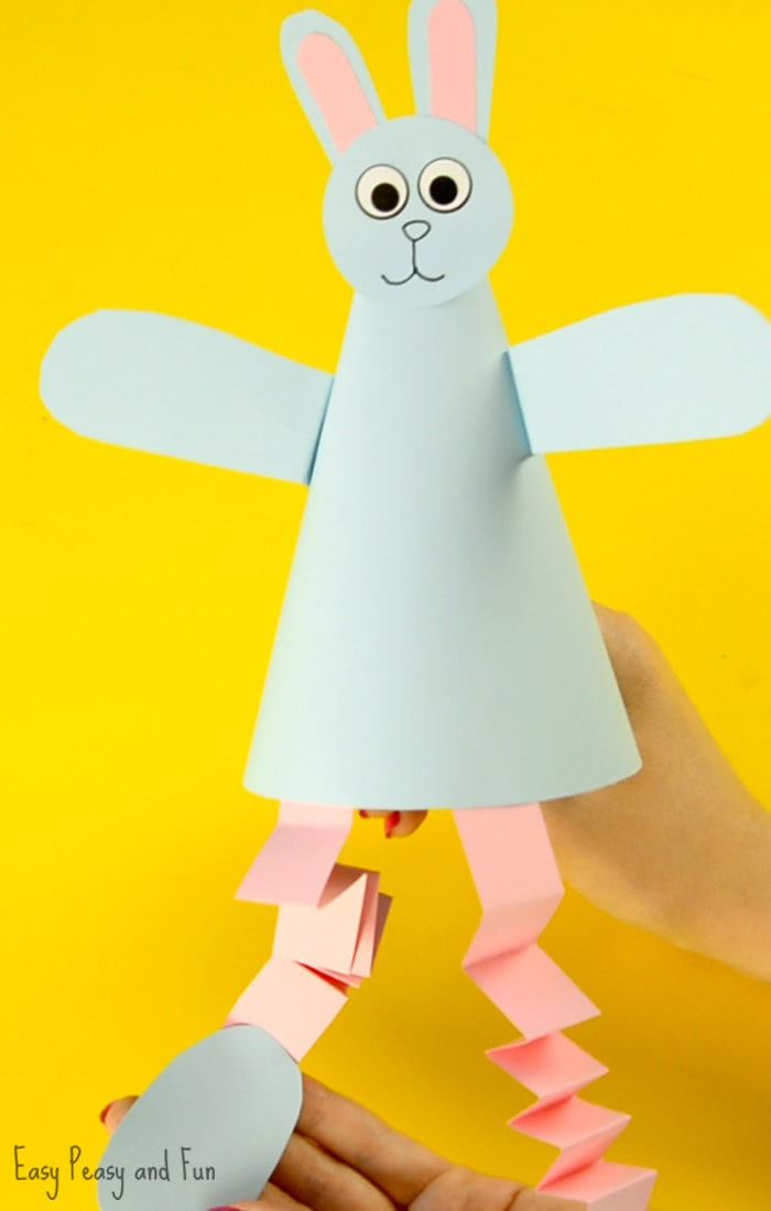 Paper Cone Craft for Kids