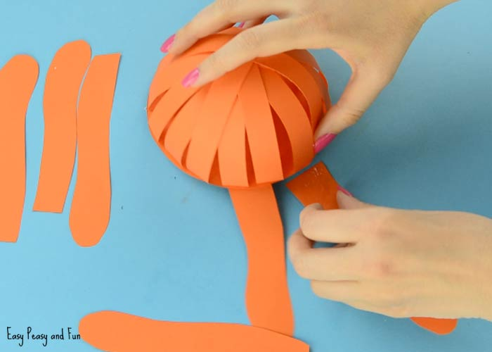 We Hope Your Kids Enjoyed This Simple Paper Octopus Craft Idea And That They Will Be Creating Many Of Their Own