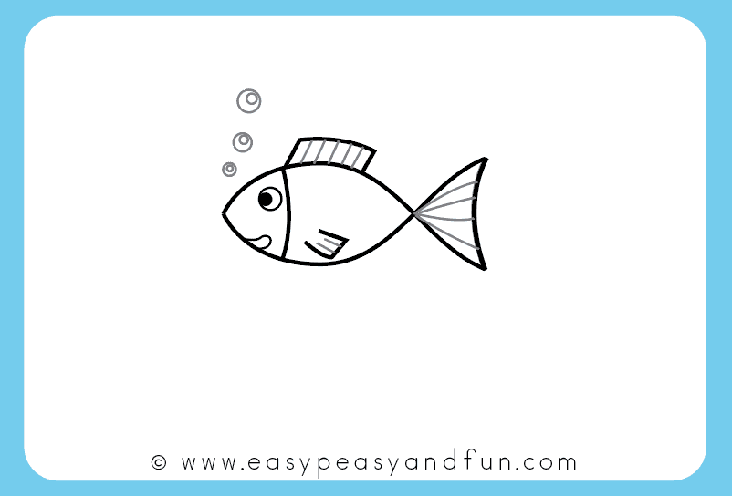 i hope you enjoyed this simple fish drawing tutorial and that you will be drawing many fish of your own