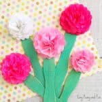 Paper flower craft easy peasy and fun tissue paper flower craft for kids mightylinksfo