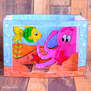 Under the Sea Tunnel Book