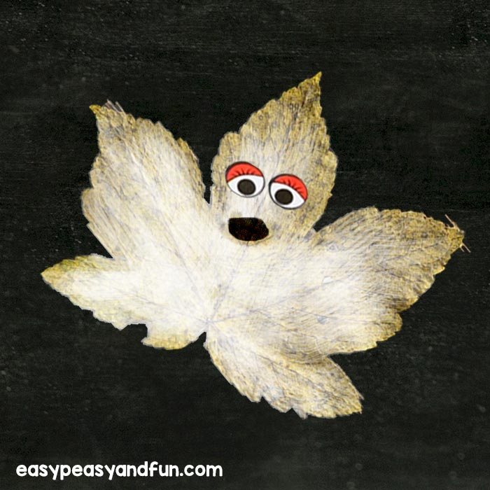 Maple Leaf Ghost