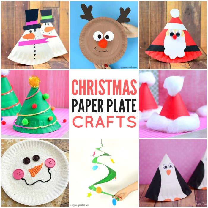 Christmas Paper Plate Crafts for Kids  sc 1 st  Easy Peasy and Fun & Paper Plate Christmas Crafts - Easy Peasy and Fun