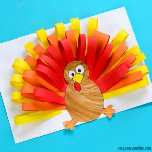 Paper Turkey Craft