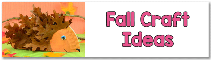 Fall Craft Projects for Kids