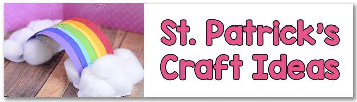 St. Patricks Crafting