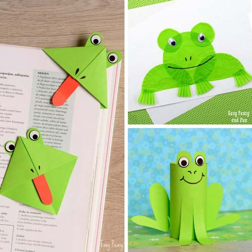 Frog Creative Ideas