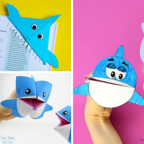 Shark Ideas for Kids