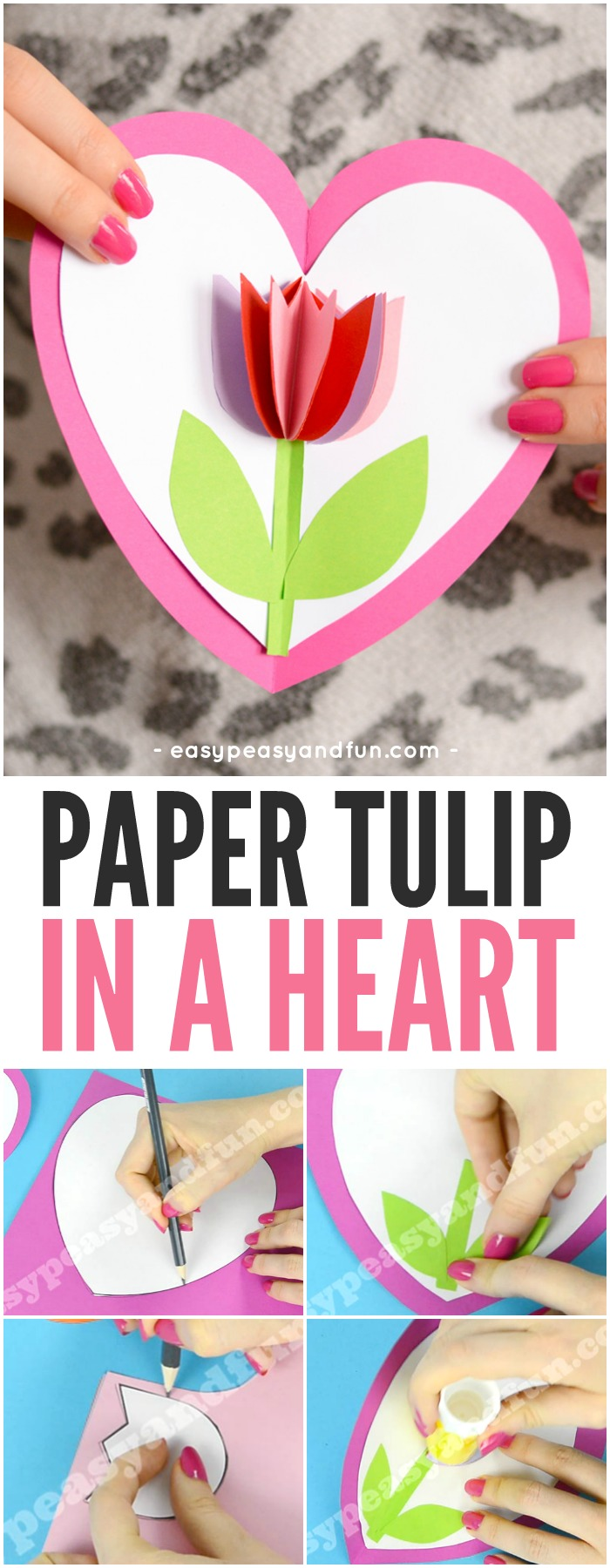 Easy Mother S Day Crafts For Preschoolers