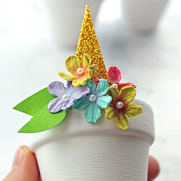 Add flowers