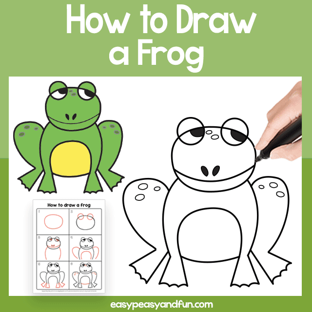 How to Draw a Forg