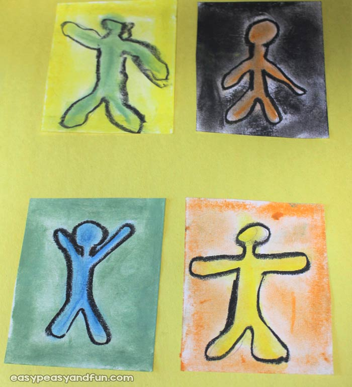 Great art idea for kids to explore pop art
