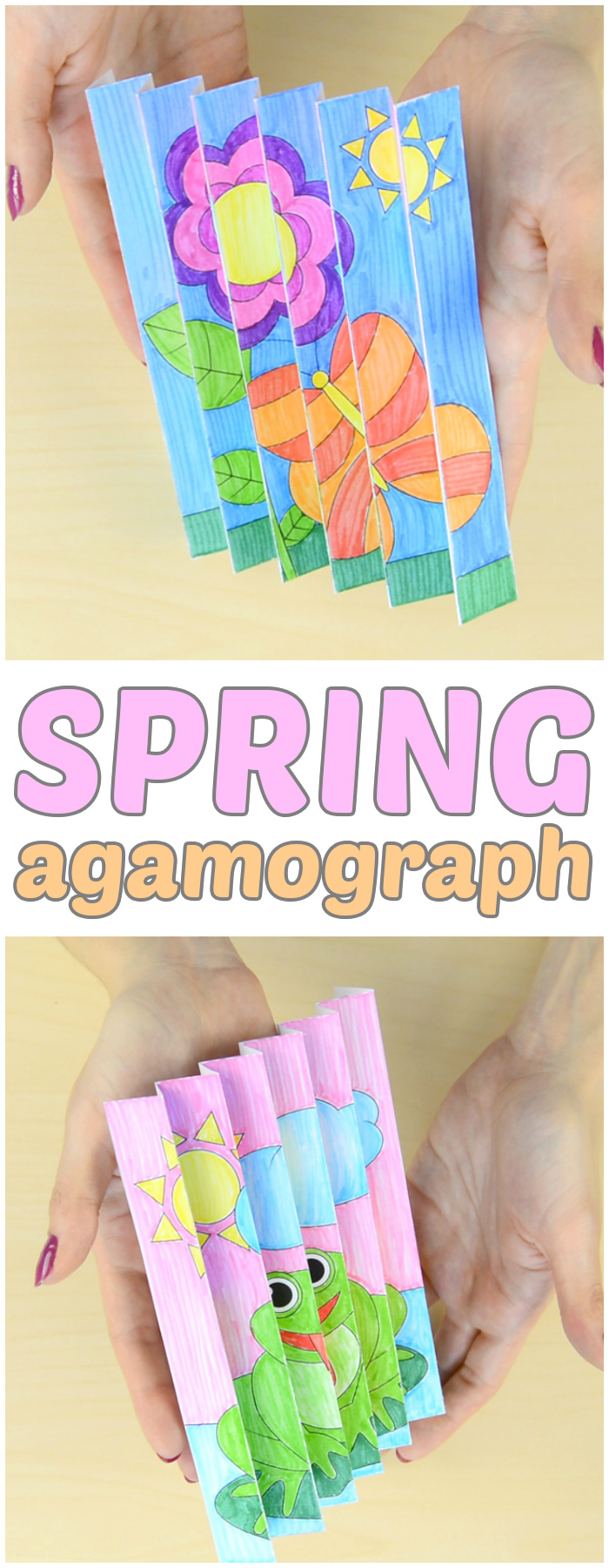 easter agamograph template agamograph template easy peasy and 1915
