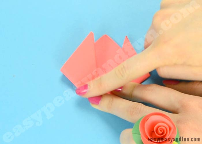 how to make origami flowers origami tulip tutorial with