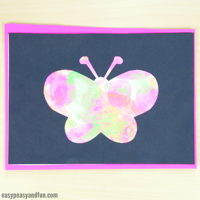 Butterfly Silhouette 2