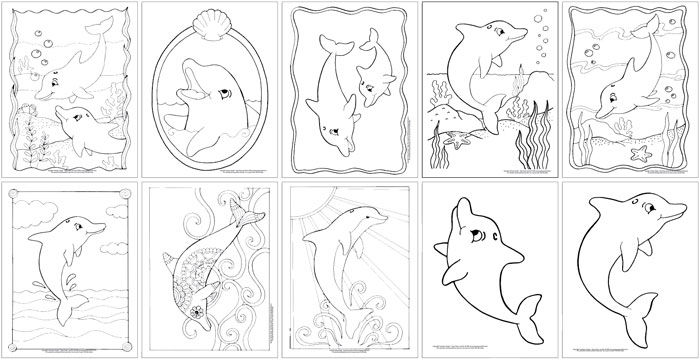 Coloring Pages 100 Coloring Sheets