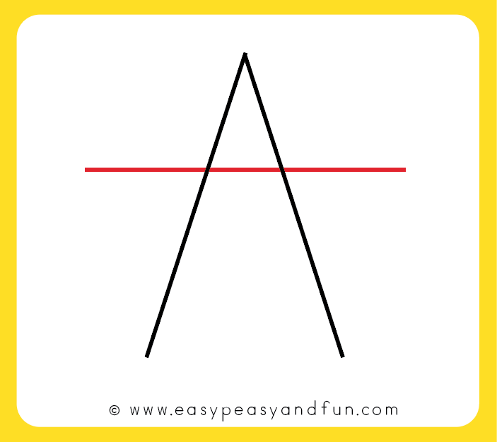 Draw a horizontal line