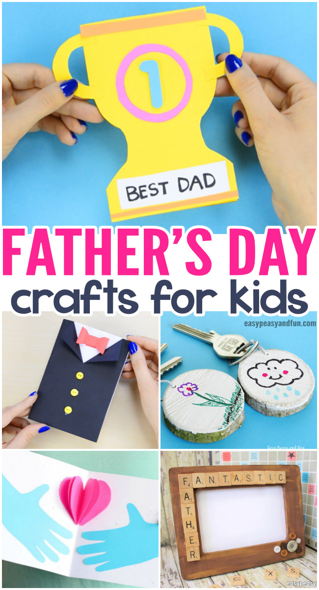 Fathers Day Crafts For Teens