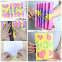 Mother's Day Agamograph Template