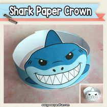 Shark-Paper-Crown