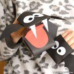 Bat Puppet Printable Template