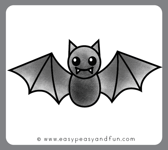 Color the bat