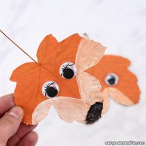 Fall Crafts For Kids - Art and Craft Ideas - Easy Peasy and Fun