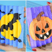 halloween agamograph template 25 crafts for and craft tutorials 2127