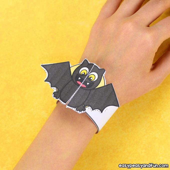 Paper Halloween Black Cat