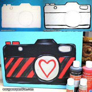 Camera Painting Tutorial