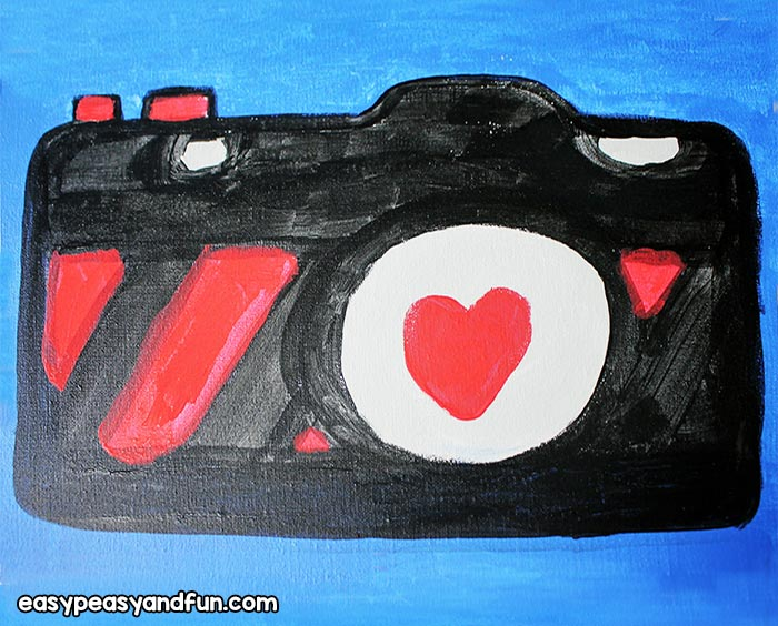 Camera Painting