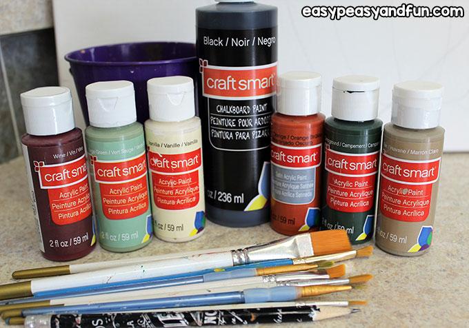 Chalk Paint Art Supplies