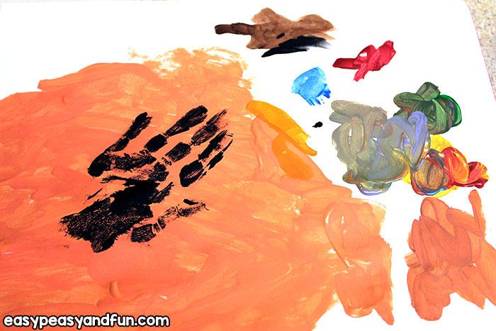 Fingerprint Art for Kids