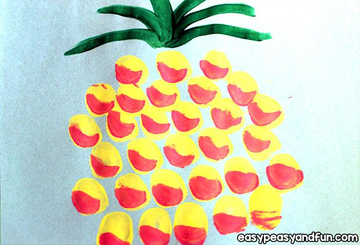 Pineapple Fingerprint Creation